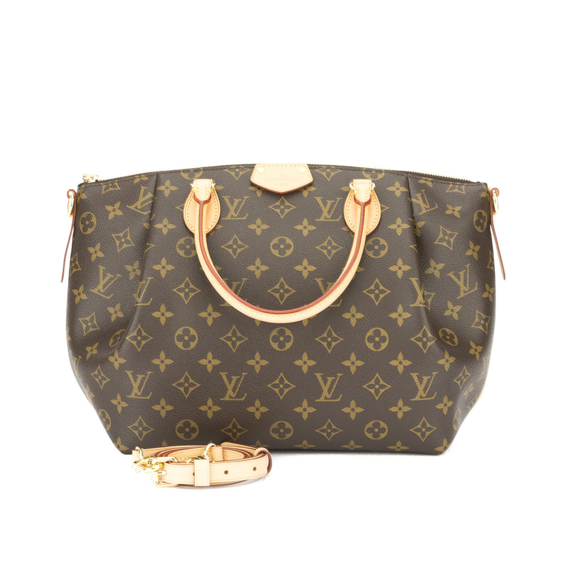 Louis Vuitton Monogram Turenne MM Bag (Authentic Pre Owned)