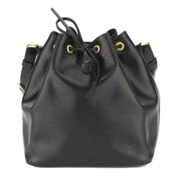 Louis Vuitton Black Epi Petit Noe Bag (Pre Owned)