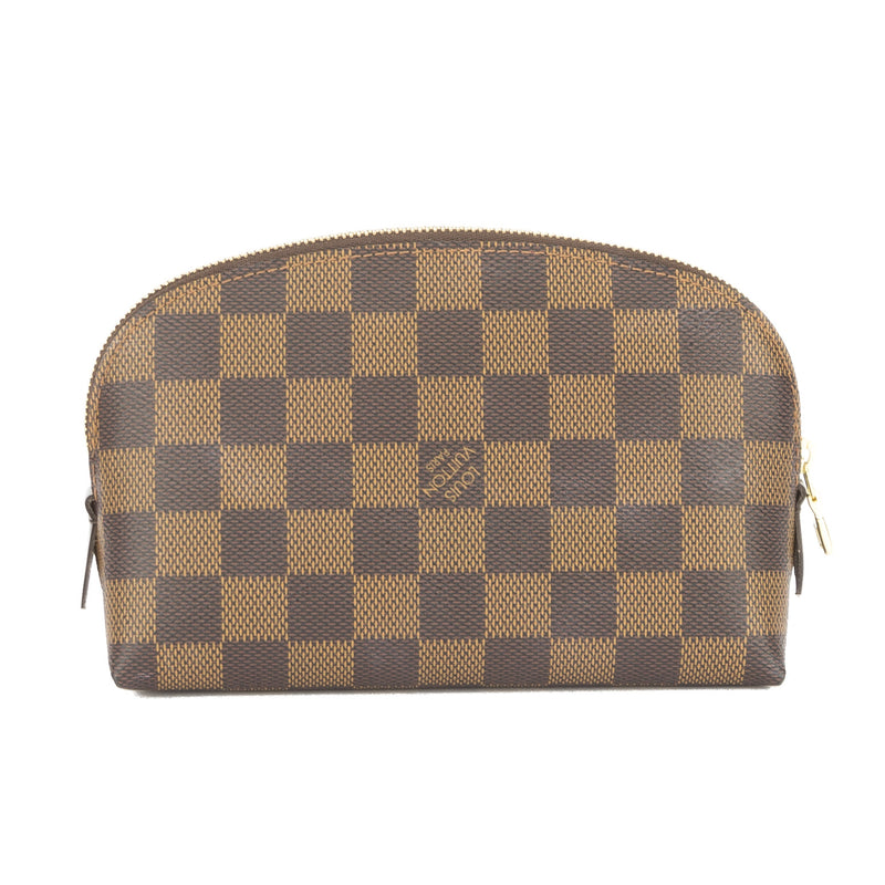 Louis Vuitton Damier Ebene Cosmetic Pouch (Pre Owned)