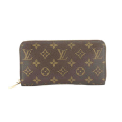 Louis Vuitton Monogram Zippy Wallet (Pre Owned)