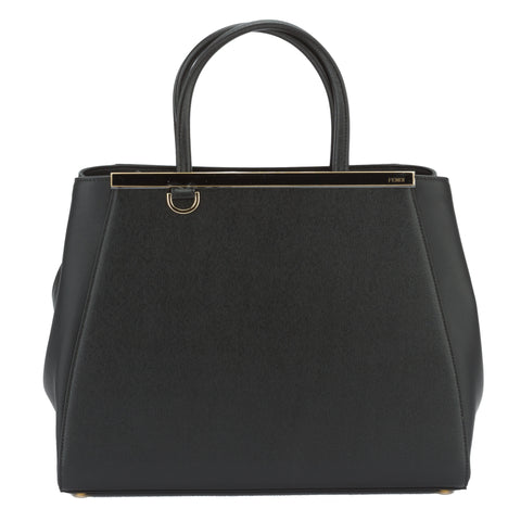 Fendi Borsa 2Jours Regular Tote Bag (New with Tags)