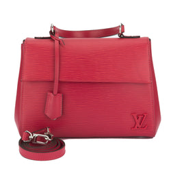 Louis Vuitton Red Epi Cluny BB Tote (Authentic Pre Owned)