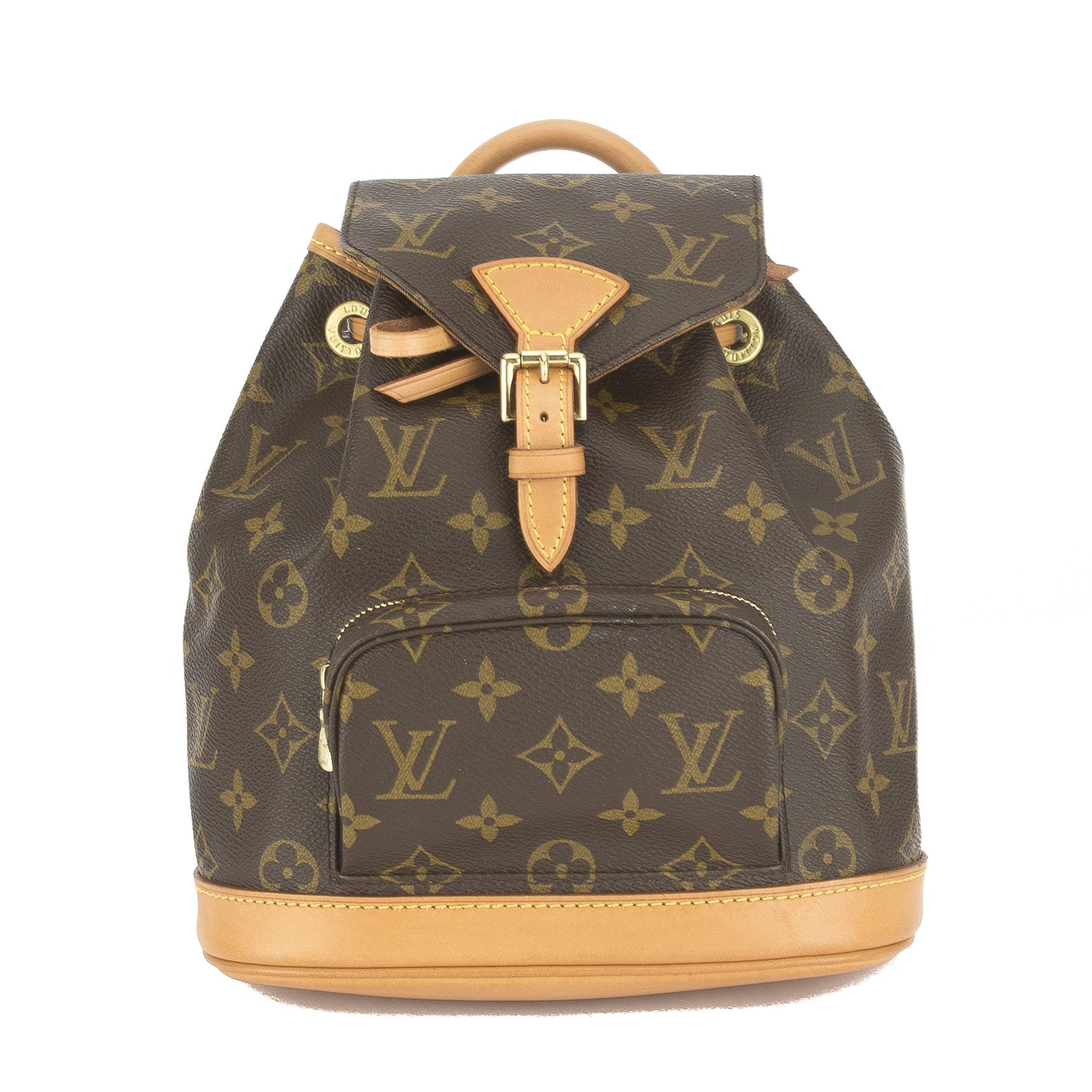 2c2a83527e7e Louis Vuitton Monogram Mini Montsouris Backpack (Pre Owned ...