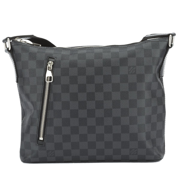 452807bc92ff Louis Vuitton Damier Graphite Mick PM Bag (Authentic Pre Owned ...