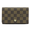 Louis Vuitton Damier Ebene Coin Purse (Pre Owned)