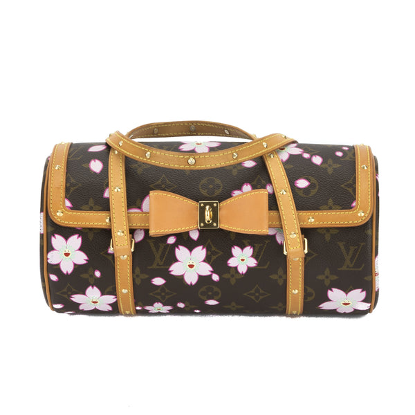 708d5125df2e Louis Vuitton Monogram Cherry Blossom Papillon bag (Pre Owned ...