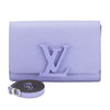 Louis Vuitton Lilac Epi Louise Shoulder Bag  (Pre Owned)
