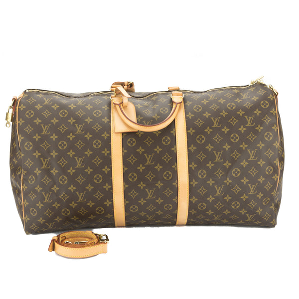3ad08631d905 Louis Vuitton Monogram Keepall Bandouliere 60 (Pre Owned) - 2872004 ...