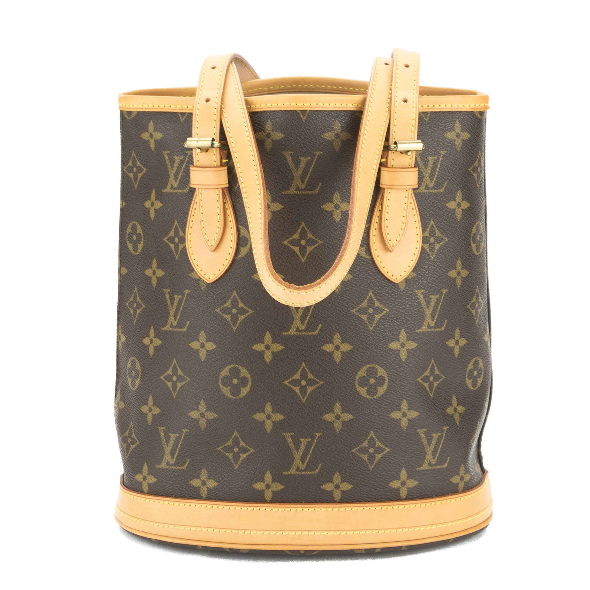 dda119513d1d Louis Vuitton Monogram Bucket PM Bag (Pre Owned) - 2875001