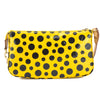 Louis Vuitton Yellow Yayoi Kusama Pochette Bag (Pre Owned)