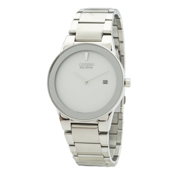 Citizen Silver Axiom Watch (New with Tags)