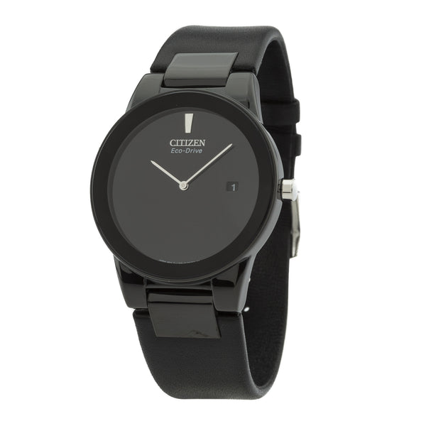 Citizen Black Axiom Watch (New with Tags)