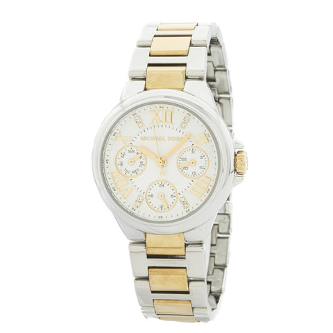 Michael Kors Women's Mini Camille Multifunction Ladies Watch  (New with Tags)