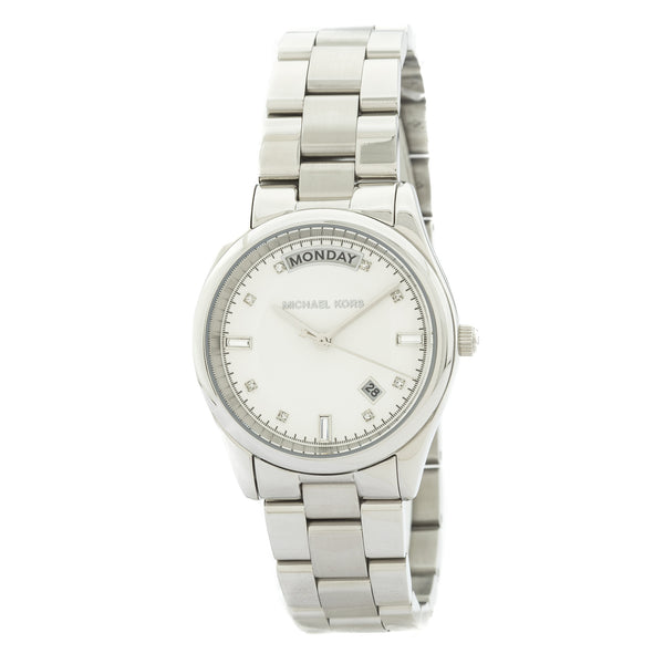 Michael Kors Women s Colette Stainless Steel Bracelet Watch New with Tags 2b01c18c0