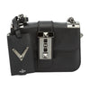 Valentino Black Small Chain Shoulder Bag (New with Tags)