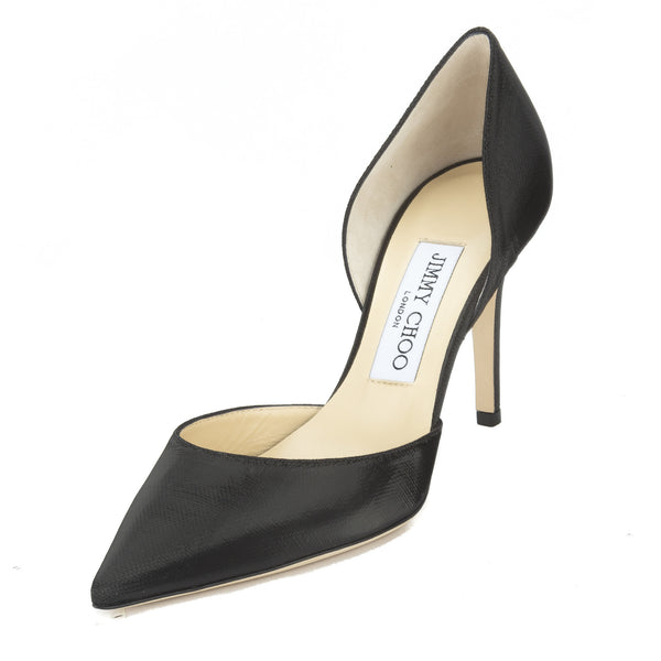 jimmy choo black addison pump size 37 new with tags 2935002 37 rh luxedh com