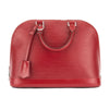 Louis Vuitton Red Epi Alma Bag (Pre owned)
