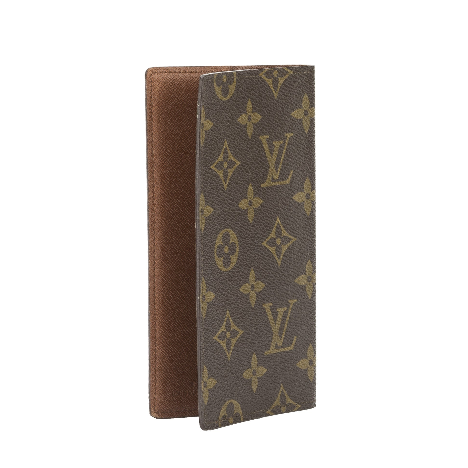 656ca8e16681 Louis Vuitton Monogram checkbook Cover (Pre Owned) - 2961011