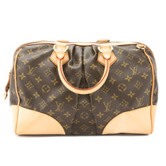 prada leather tote bags - Louis Vuitton & Chanel Handbags for Less: Authentic Pre Owned ...
