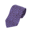 Hermes Silk Tie (Authentic Pre Owned)