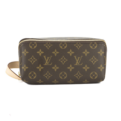 Louis Vuitton Monogram Shoes Care Set (Pre Owned)