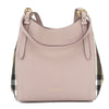 Burberry Pale Orchid Small Canter Shoulder Bag (New with Tags)