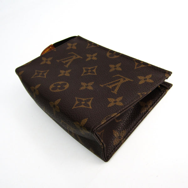 Louis Vuitton Monogram Toiletry 15 (SHA25302)