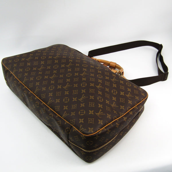Louis Vuitton Brown Monogram Boston Bag (SHA28006)