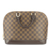 Louis Vuitton Damier Ebene Alma Bag (Pre Owned)