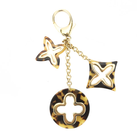Louis Vuitton Monogram Insolence Bag Charm (Pre Owned)