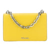 Prada Yellow Saffiano Chain Shoulder Bag (New with Tags)