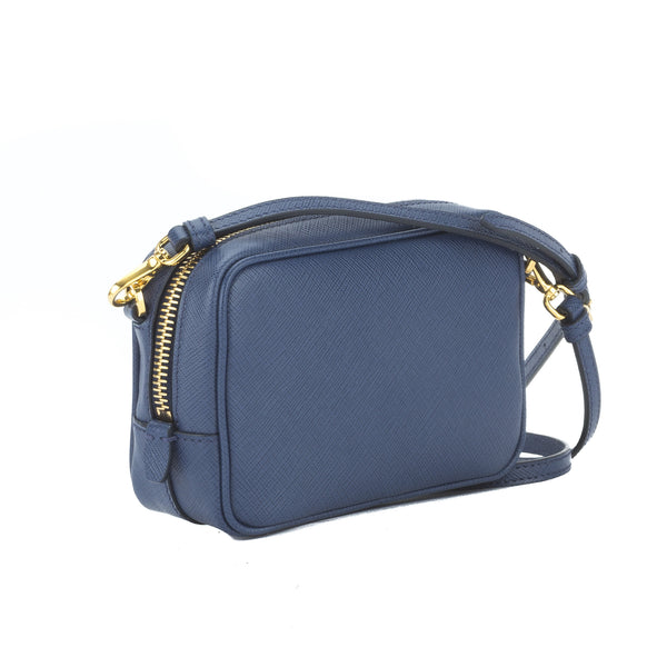 navy blue prada bag