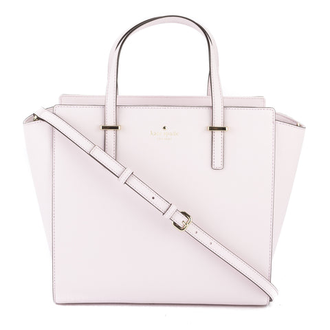Kate Spade Blush Pink Leather Cedar Street Mini Hayden Tote (New with Tags)