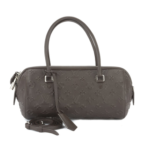 Louis Vuitton Brown Empreinte Leather Neo Papillon PM (Authentic Pre-Owned)