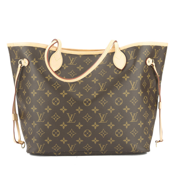 eb5b54008714 Louis Vuitton Rose Ballerine Monogram Neverfull MM Bag (Pre Owned ...