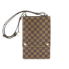 Louis Vuitton Damier Ebene Portobello Shoulder Bag (Pre Owned)