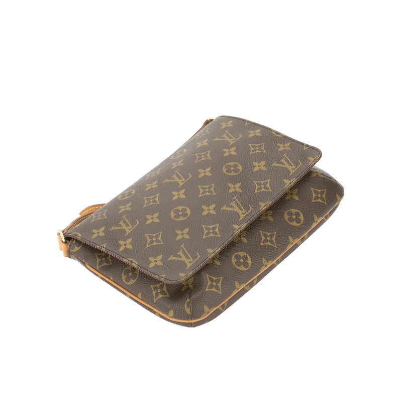 Louis Vuitton Monogram Musette Tango Bag (Authentic Pre Owned)