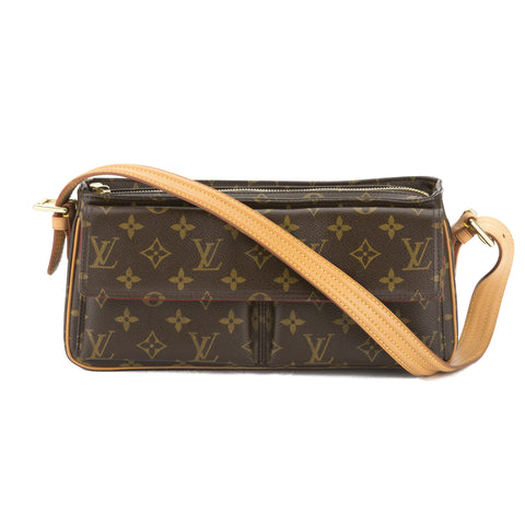 Louis Vuitton Monogram Viva Cite MM Bag (Pre Owned)