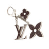 Louis Vuitton Fuchsia Fleur d'Epi Bag Charm (Pre Owned)