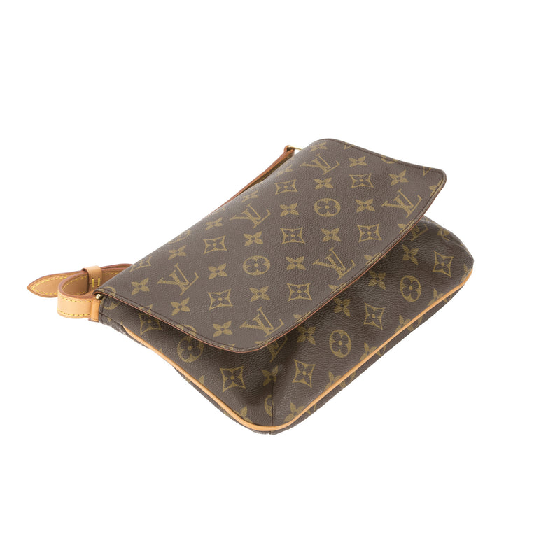 Louis Vuitton Monogram Musette Tango Short Strap Bag (Pre Owned)