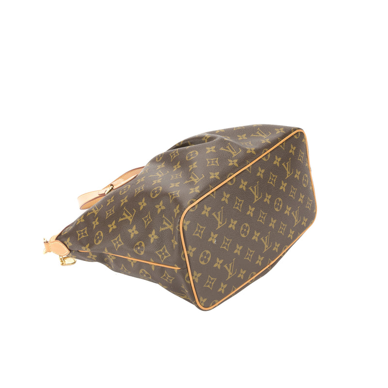 Louis Vuitton Monogram Palermo PM Bag (Pre Owned)