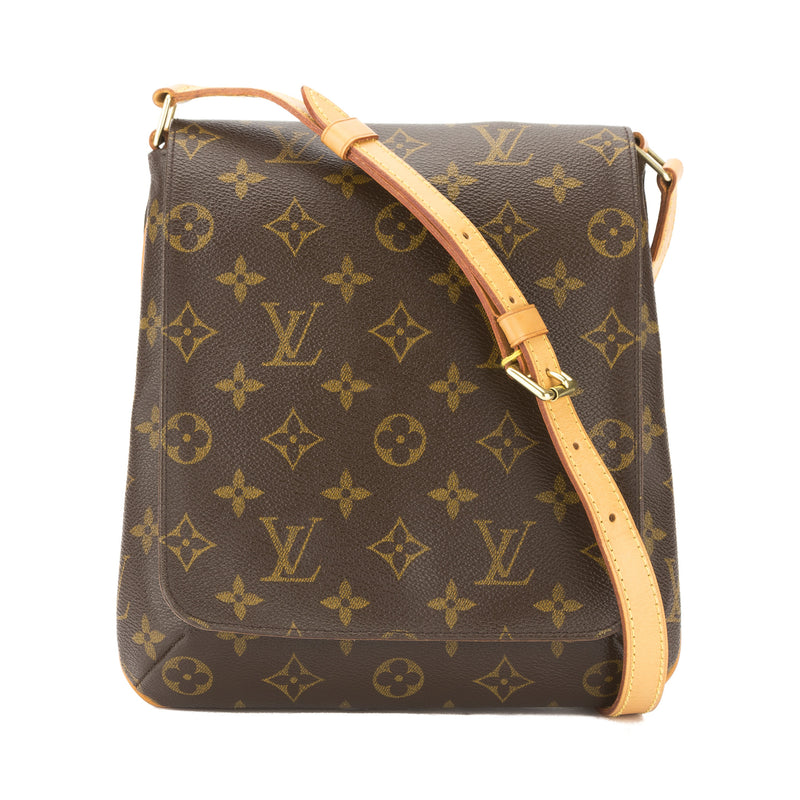 Louis Vuitton Monogram Musette Salsa Short Strap Bag (Pre Owned)