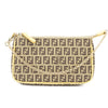 Fendi Yellow Zucca Crayons Pouchette (New with Tags)
