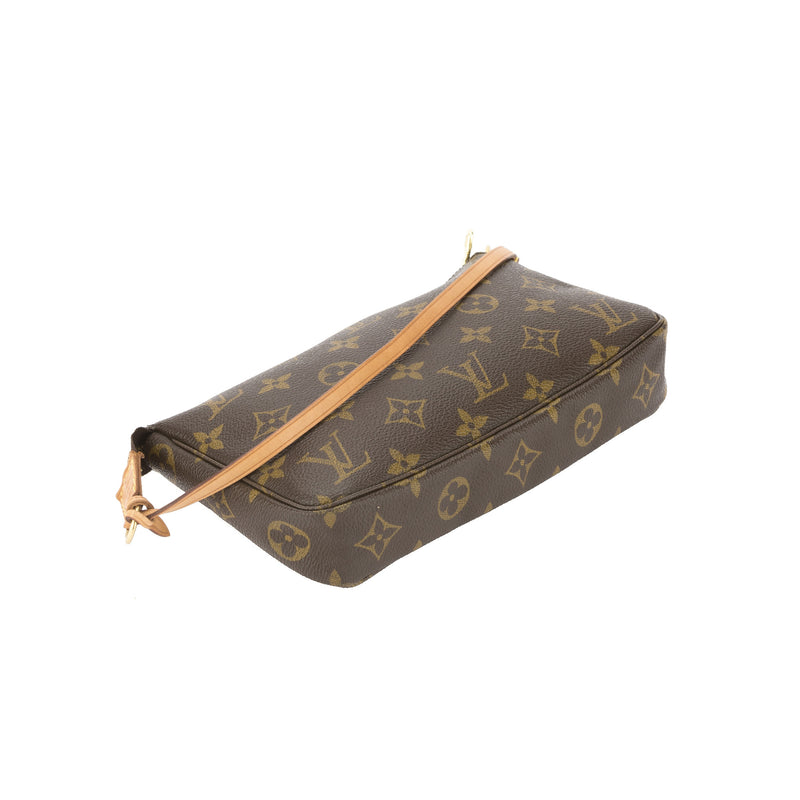 Louis Vuitton Monogram Pochette Accessoires Bag (Pre Owned)