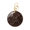 Louis Vuitton Amarante Monogram Vernis Mirror Key Holder Charm (Pre Owned)
