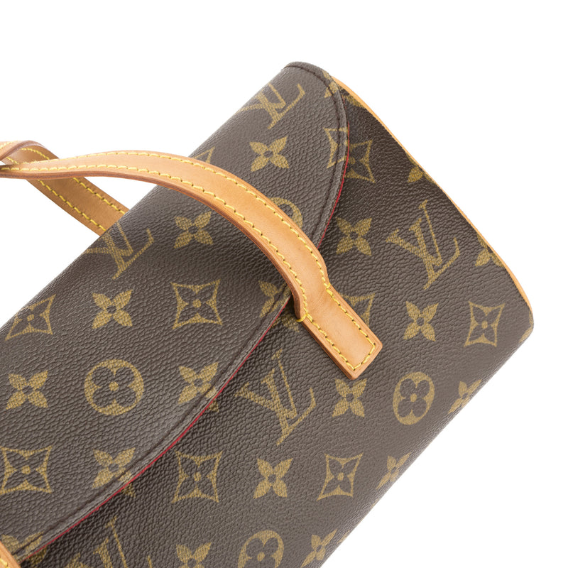 Louis Vuitton Monogram Sonatine Bag (Pre Owned)
