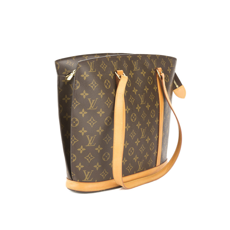 Louis Vuitton Monogram Babylone Bag (Pre Owned)
