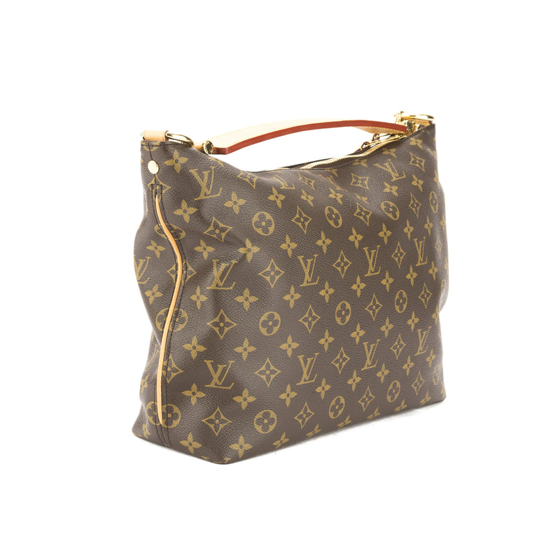Louis Vuitton Monogram Sully PM Bag (Pre Owned)