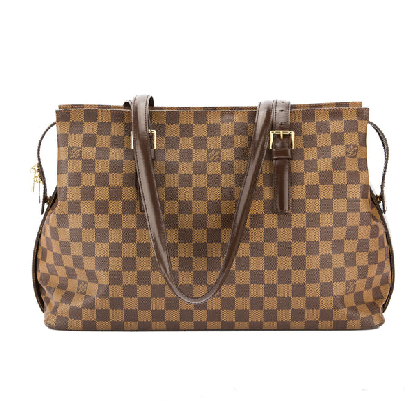 288a3c2fda54 Louis Vuitton Damier Ebene Chelsea Tote Bag (Pre Owned) - 3172006 ...