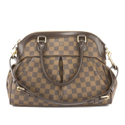 Louis Vuitton Damier Ebene Trevi PM Bag (Pre Owned)